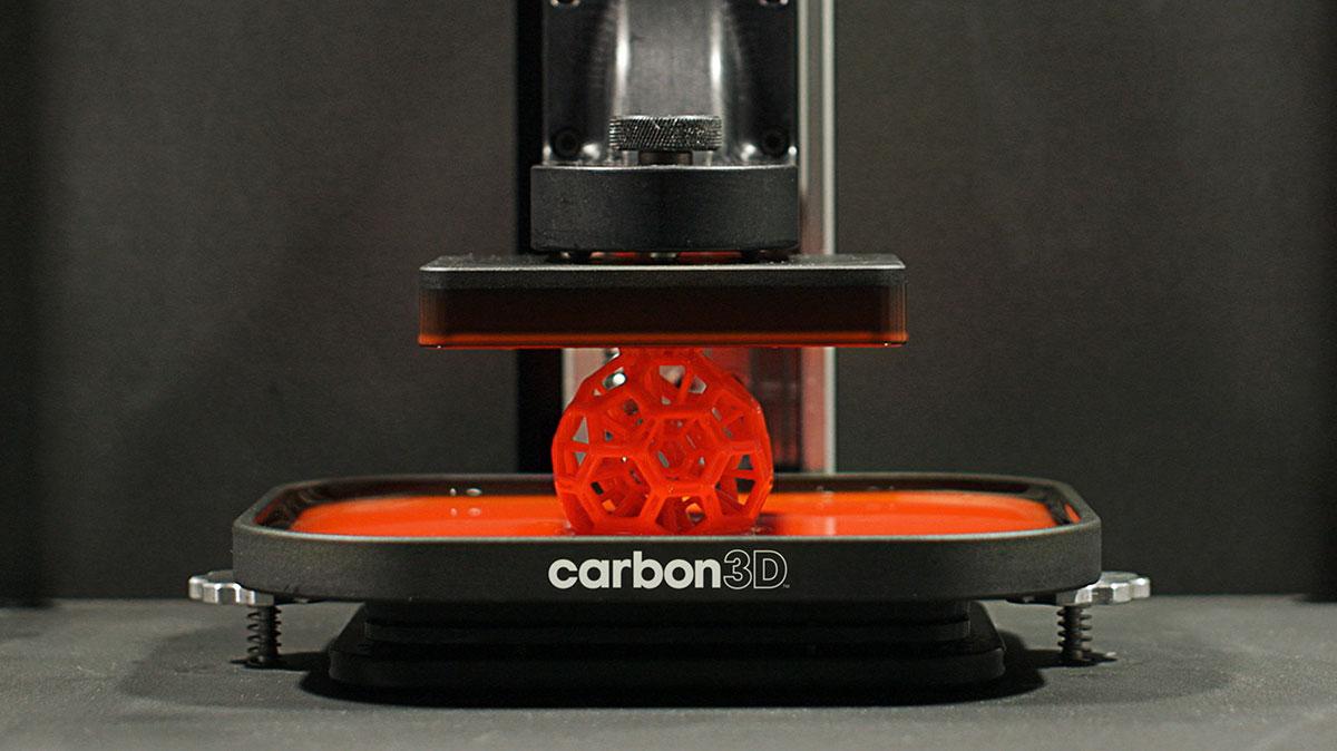 impressora carbon 3d