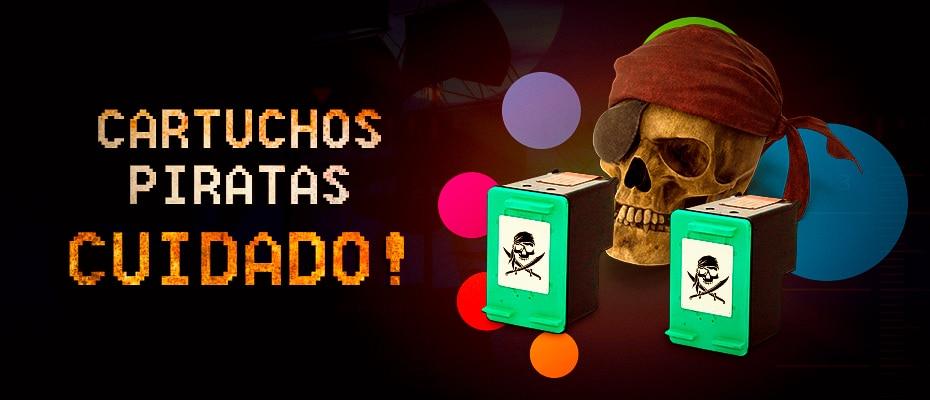 Cartuchos Piratas