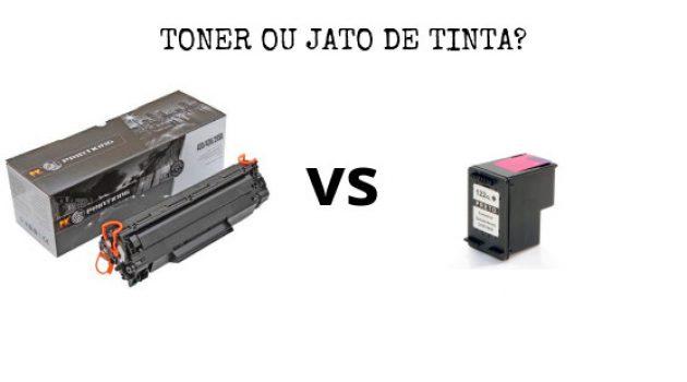 TONER OU JATO DE TINTA?