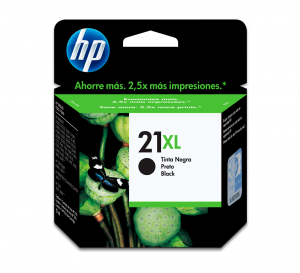 Cartucho XL HP 21