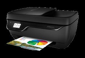 5 bons motivos para você comprar uma impressora HP - imagem Impressora HP Officejet 3830 all-in-one