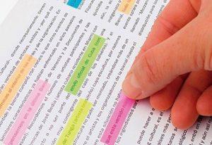Como usar marcadores de página