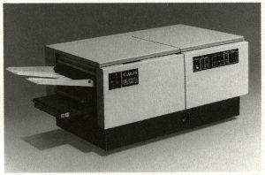 A história da impressão a laser - Canon LBP-10