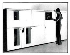 A história da impressão a laser - IBM 3800