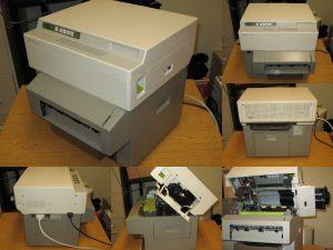 A história da impressão a laser - LaserJet
