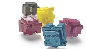 A história da impressão a laser  - tinta sólida Xerox