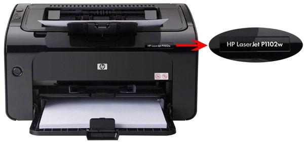 como saber o modelo da impressora hp
