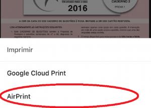 imprimir do celular para impressora hp com Drive 6