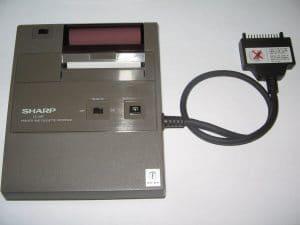 impressora termica primeira sharp