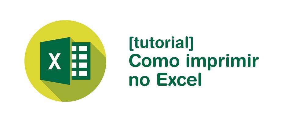 Como imprimir no Excel