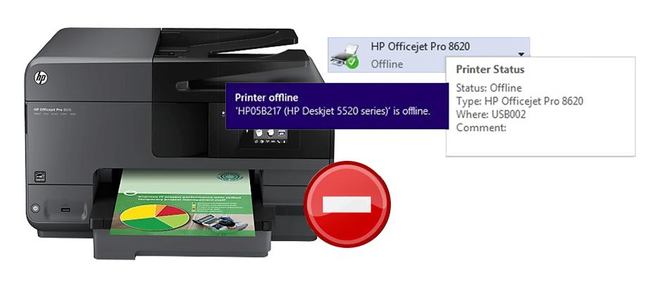 impressora-offline