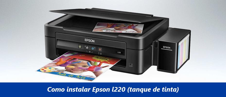 como-instaler-epson-l220-tanque-de-tinta