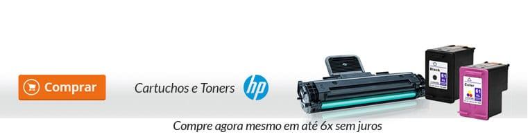 toner e cartuchos hp para impressora