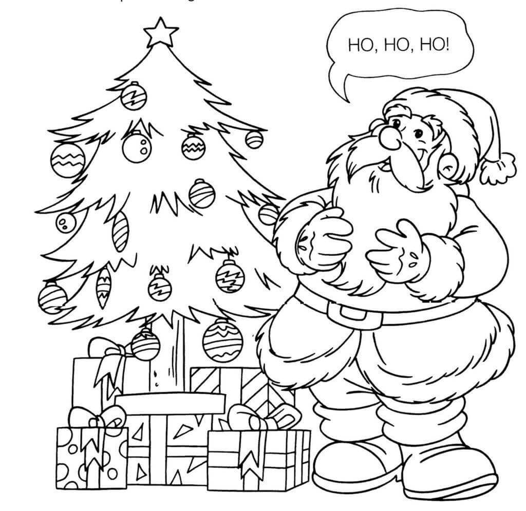 atividades para as criancas pintar no natal