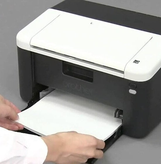 Papel para impressora brother 1212w