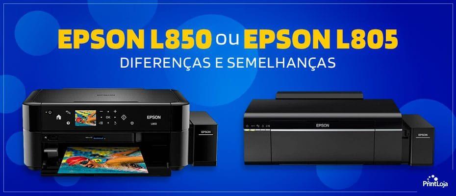 Impressora Epson L850 E EPSON L805