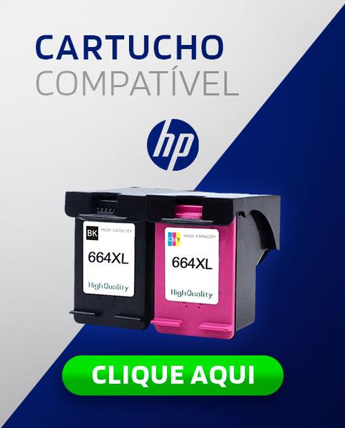Print Loja - Cartucho HP compatível