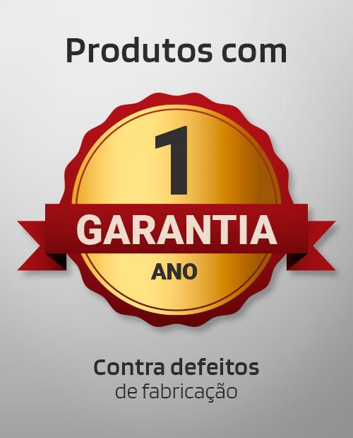 Print Loja - Garantia de 1 ano contra defeitos de fabricação