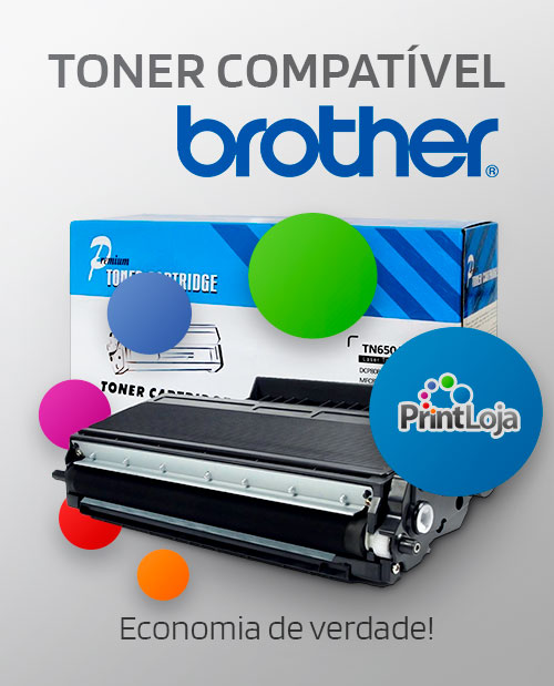 Print Loja - Toner Brother